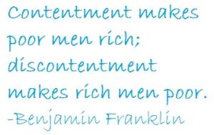 contentment (1)