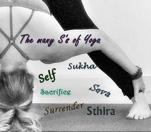 s of yoga
